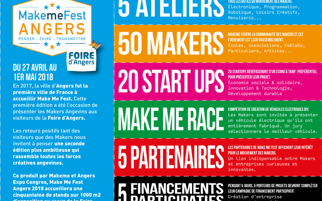 MakeMeFest Angers 2018